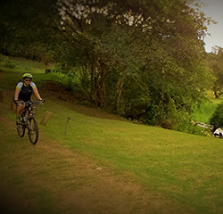 Cycling by Letaba
